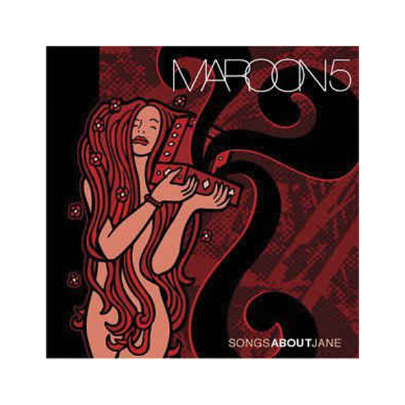 Songs About Jane CD-Maroon 5