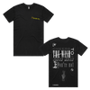 Memories Lyrics T-Shirt-Maroon 5