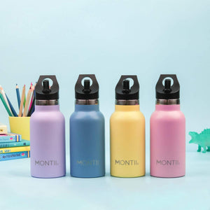 Mini Drink Bottle- Dusty Pink