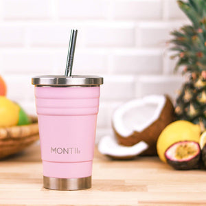 Dusky Pink mini smoothie cup