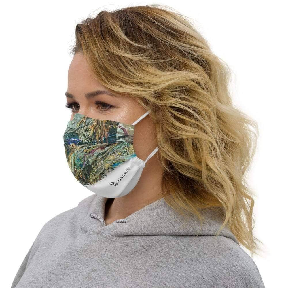 Low Tide - Premium Face Mask | The Official Glen Loates Store