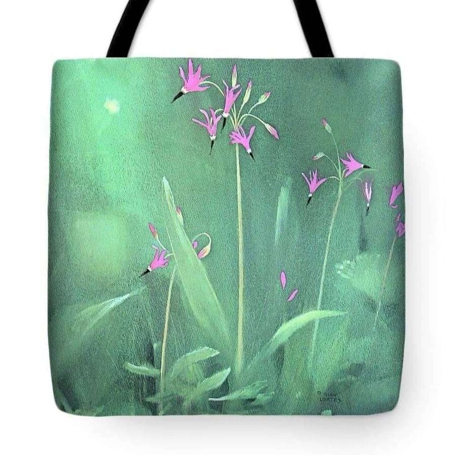 Shooting Stars - Tote Bag