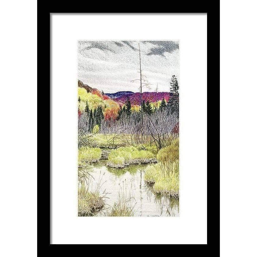 Autumn Magic - Framed Print