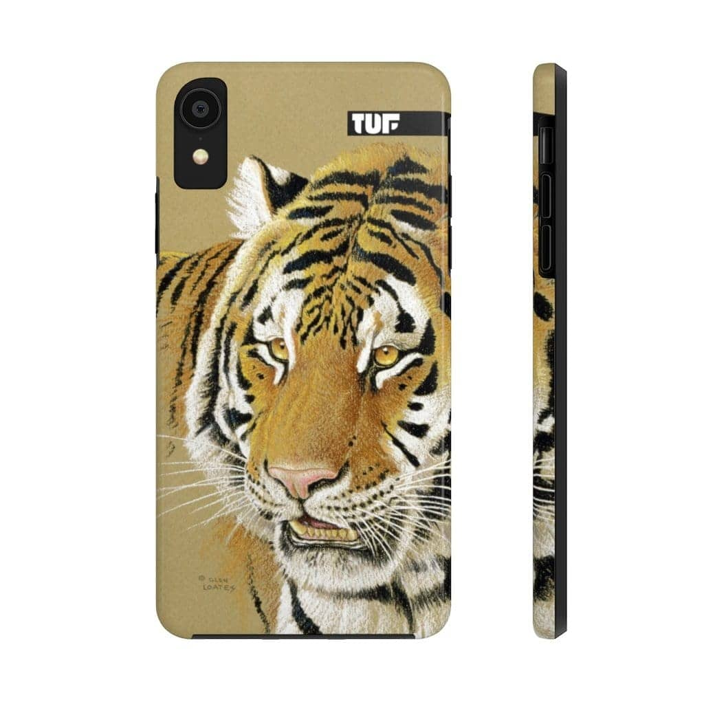 Tiger TUF Case