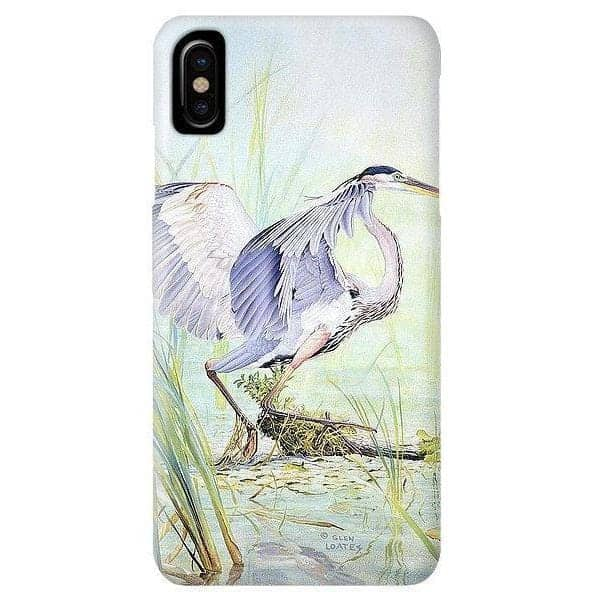 Great Blue Heron - Phone Case-Phone Case-The Official Glen Loates Store