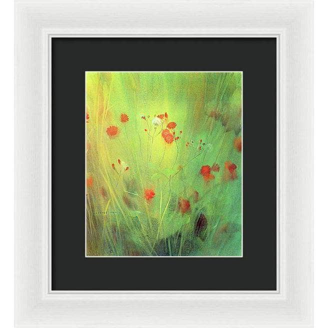Hawkweed - Framed Print | The Official Glen Loates Store