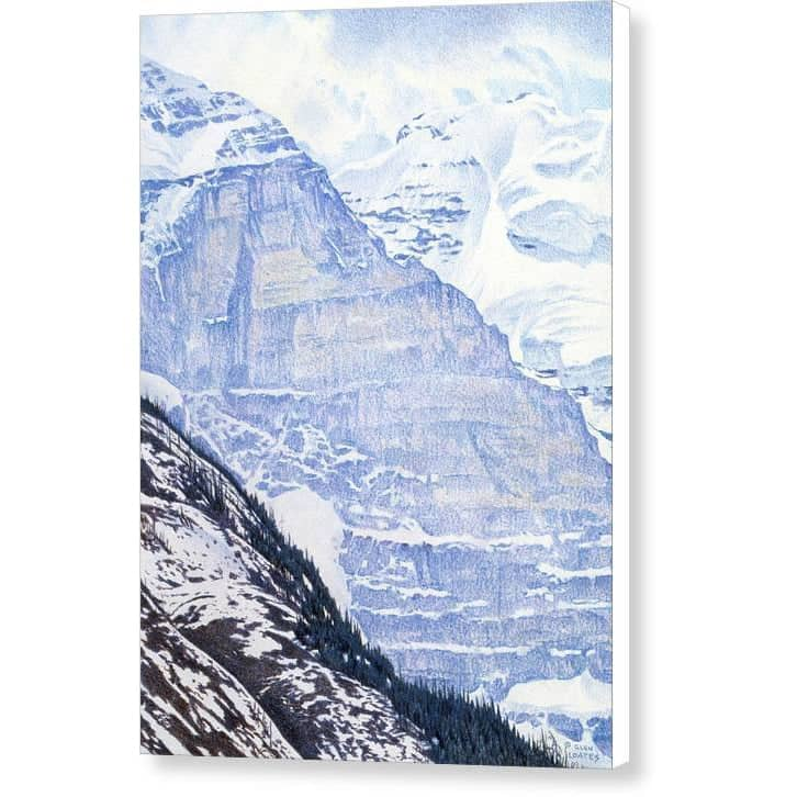 Lake Louise - Canvas Print