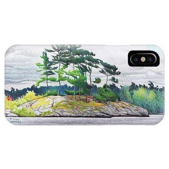 Northern Tribute - Phone Case-Phone Case-The Official Glen Loates Store