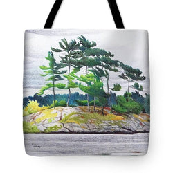 Northern Tribute - Tote Bag