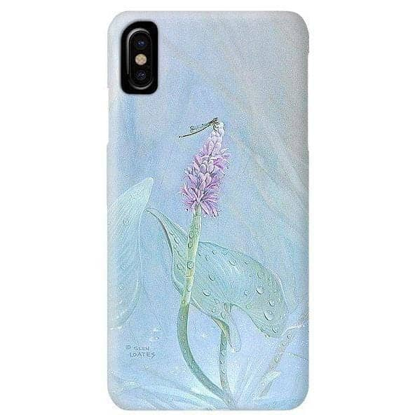 Pickerel Weed - Phone Case-Phone Case-The Official Glen Loates Store