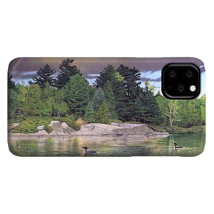 Storm's End - Phone Case by Glen Loates from the Glen Loates Store