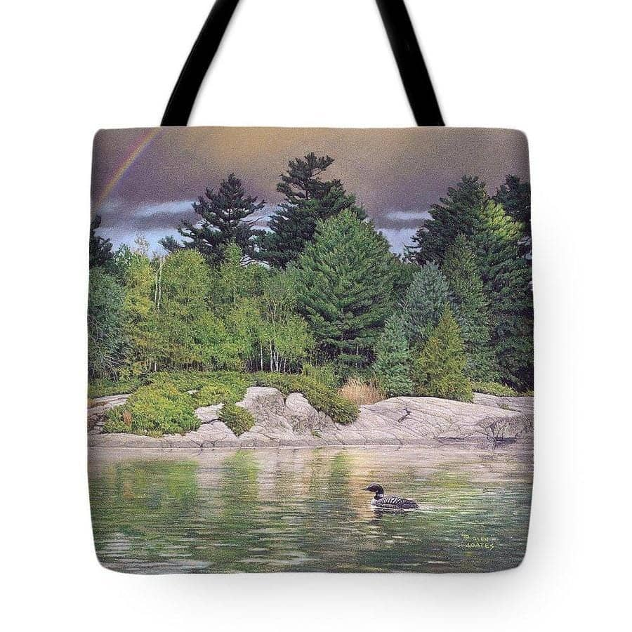Storm's End - Tote Bag by Glen Loates from the Glen Loates Store