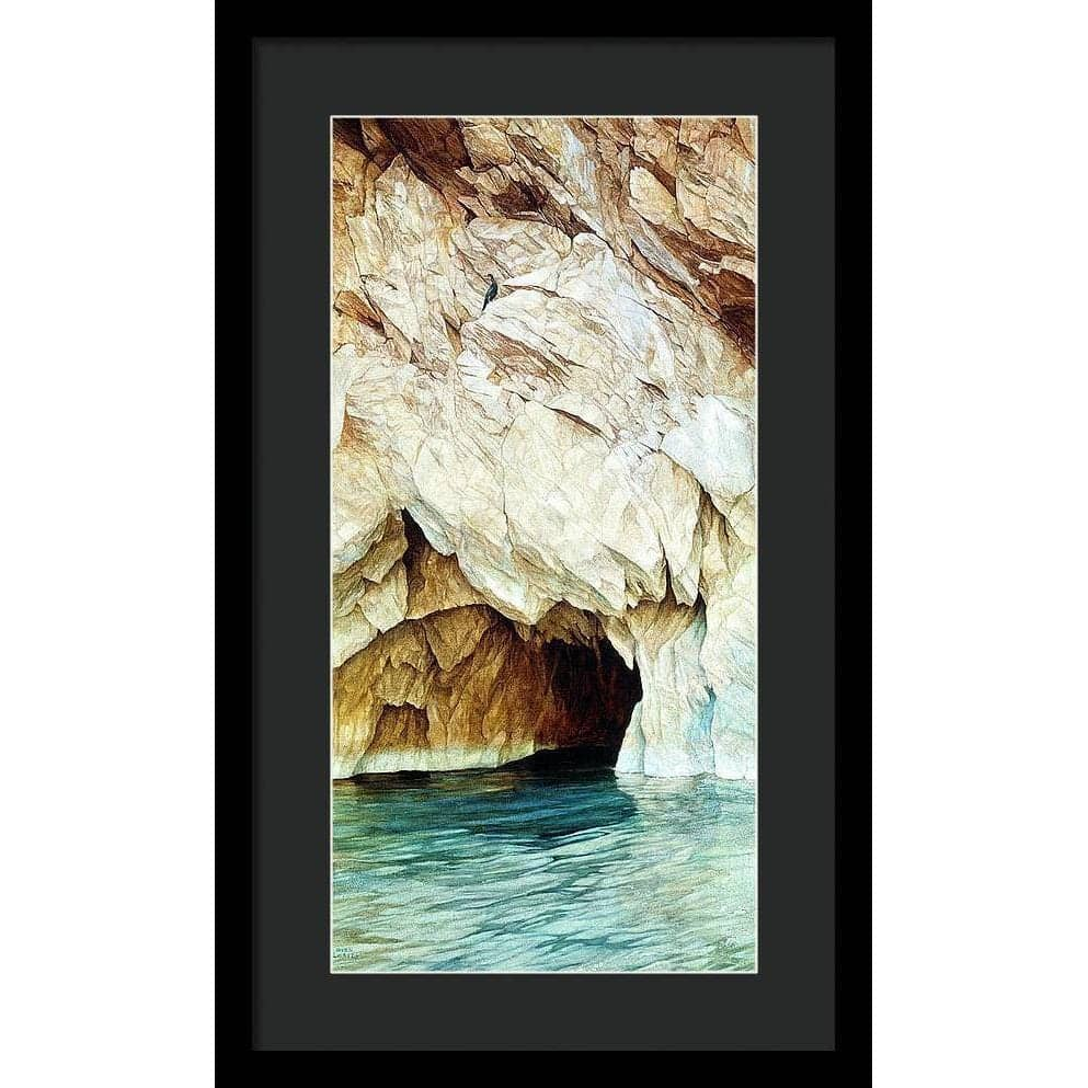 The Sentinel - Framed Print by Glen Loates from the Glen Loates Store