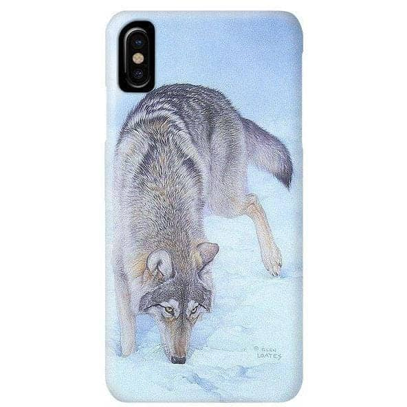Tracking The Scent - Phone Case by Glen Loates from the Glen Loates Store