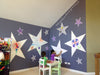 Crayola® Dry Erase Wall Paint Clear - IdeaPaint US Star Wall