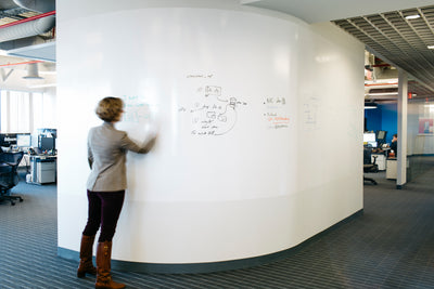Write Dry Erase Wallcovering - IdeaPaint US