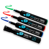 Chiseltip Dry Erase Markers - IdeaPaint US Multicolor