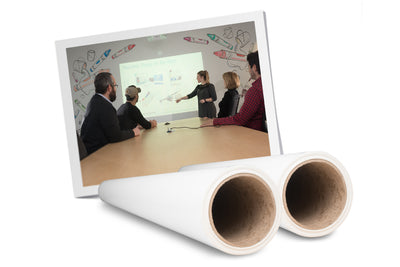 Project Dry Erase Wallcovering Roll - IdeaPaint US