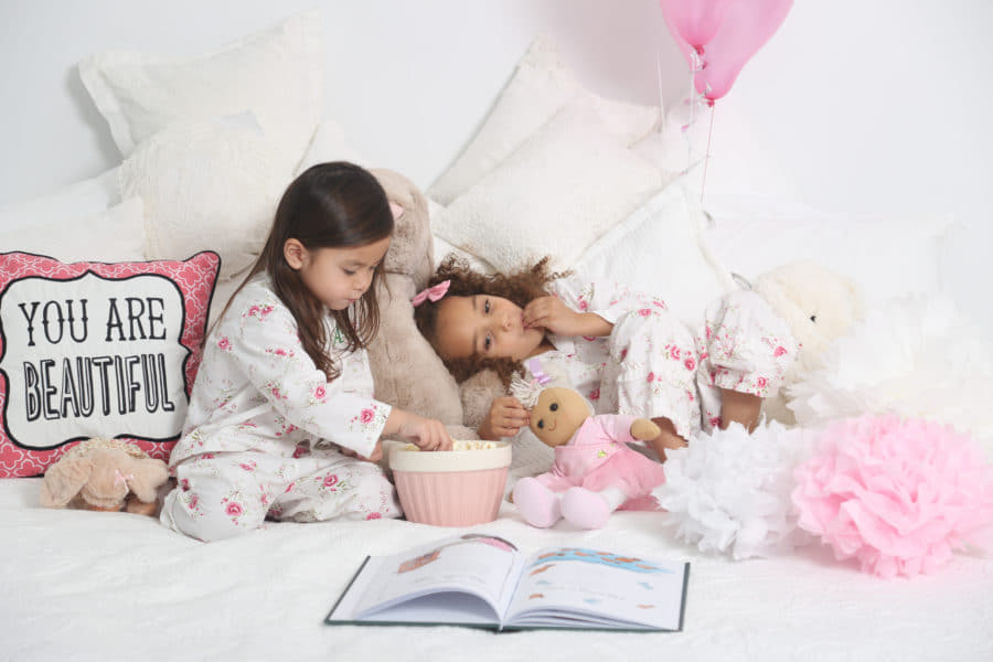 Family Sleepover Party I Party Ideas During Coronavirus Blog I My Dream Party Shop UK