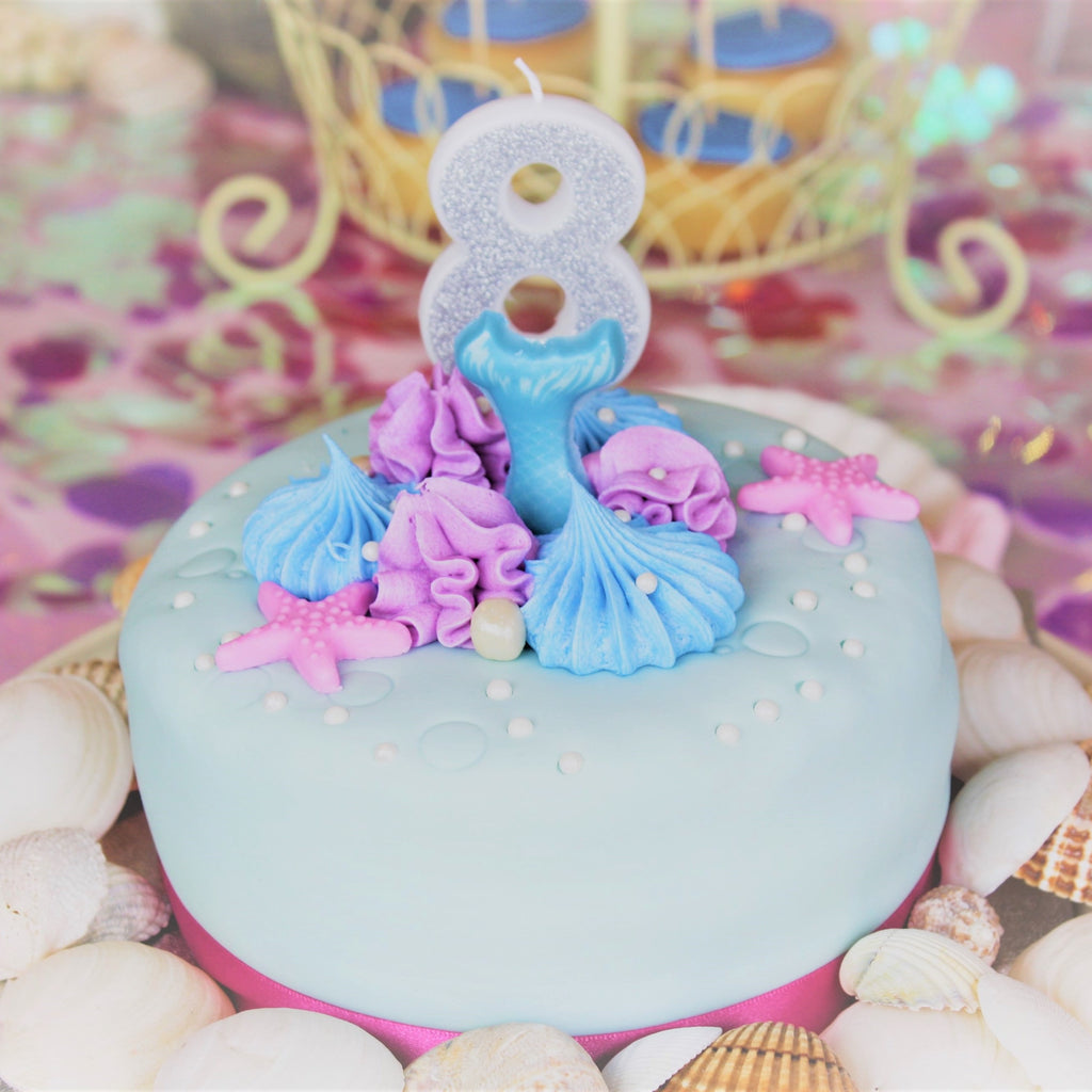 Under the Sea Themed Birthday Cake I Under the Sea Themed Party Blog I My Dream Party Shop I UK