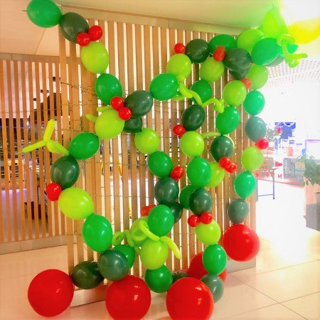 Jack and the Beanstalk Installation Corporate Law Firm I My Dream Party Shop