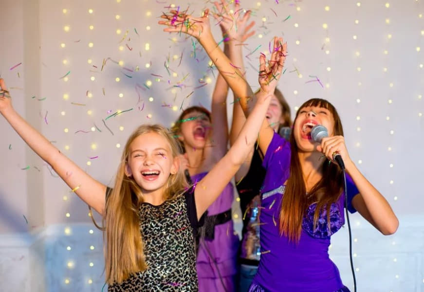 Karaoke Party I Party Ideas during Coronavirus Blog I My Dream Party Shop UK