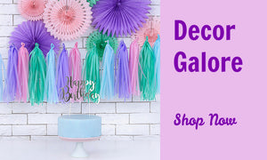 All Sorts of Party Decorations UK - My Dream Party Shop