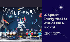 Space Party I Modern Space Party Decorations I My Dream Party Shop UK