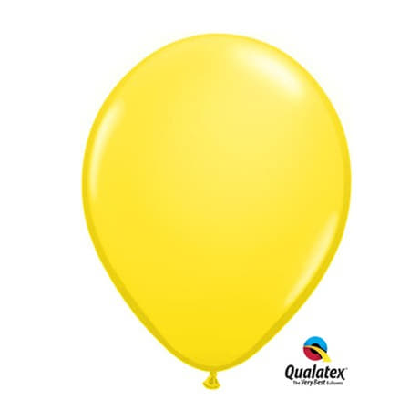 Yellow 11 Inch Balloons I Modern Party Balloons I My Dream Party Shop UK