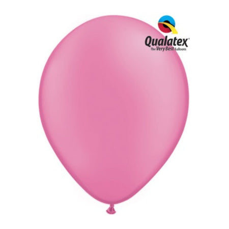 Neon Magenta 11 Inch Qualatex Balloons I My Dream Party Shop I UK