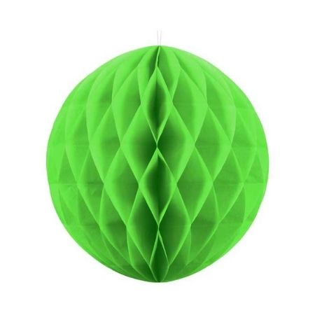 Apple Green Honeycomb Ball 30 cm I Green Party Decorations I My Dream Party Shop