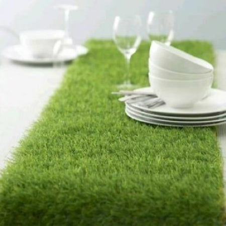 Artificial Grass Party Table Runner I Easter or Fairy Party I My Dream Party Shop I UK
