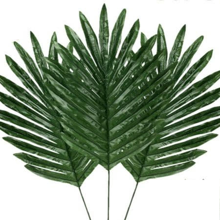 Artificial Palm Leaves I Tropical Party Decorations I My Dream Party Shop UK