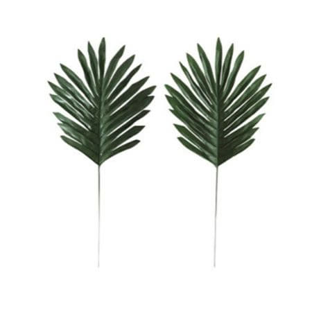 Artificial Palm Leaves I Tropical Party Supplies I My Dream Party Shop UK