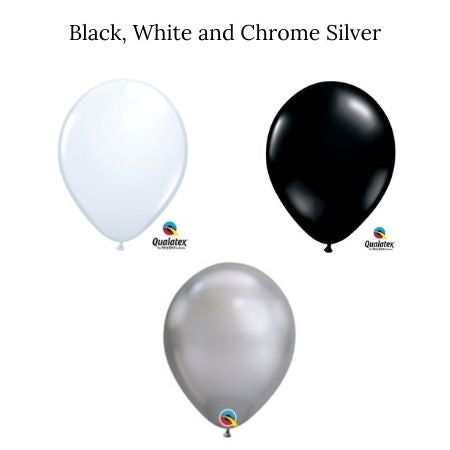 Helium Inflated Ceiling Balloons for Collection Ruislip I My Dream Party Shop