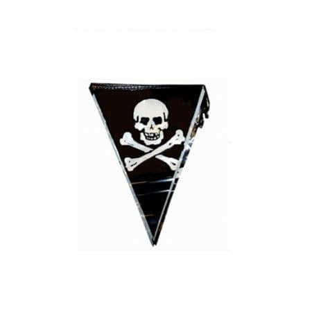 Pirate Skull and Crossbones Bunting I Pirate Party Decorations I My Dream Party Shop I UK