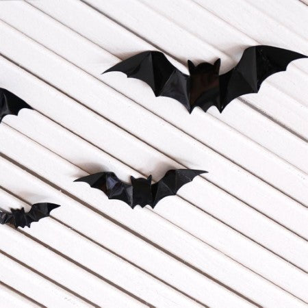 Black Bat Cutout Silhouettes I Cool Halloween Party Supplies I My Dream Party Shop I UK