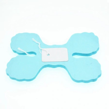 Pale Blue Four Leaf Clover Garland I Modern Blue Party Decorations I My Dream Party Shop I UK