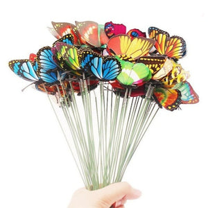 Butterfly Stake Decorations I Fairy Party Decorations I My Dream Party Shop I UK
