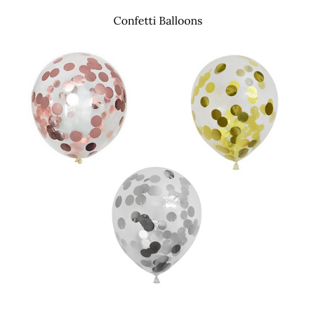 Confetti Balloon Bouquet I Helium Balloons Ruislip I My Dream Party Shop