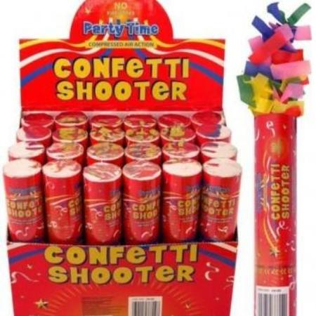 Wedding, Party or New Year's Eve Confetti Shooter - My Dream Party Shop