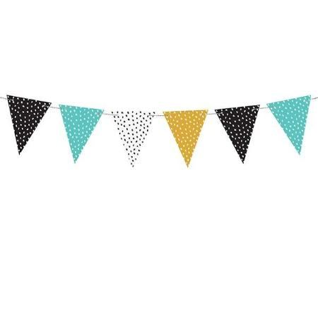 Dinosaur Party Triangular Flag Bunting - My Dream Party Shop