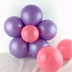 Balloon Flower Decoration Clips I Pretty Balloon Decorations I My Dream Party Shop I UK