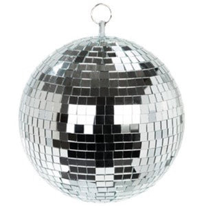 Glitterati Disco Ball Hanging Decoration I Disco Party I My Dream Party Shop I UK