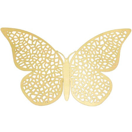 Gold Butterfly Decorations I Gold Party Decorations I UK