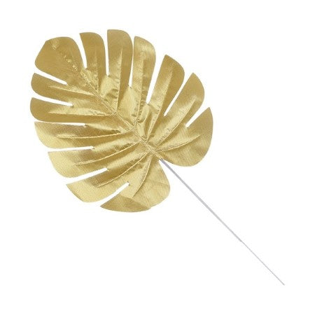 Tropical Gold Palm Leaves I Tropical Party Supplies I My Dream Party Shop UK