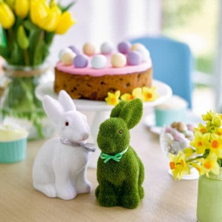 Grass Easter Rabbit Decoration I Easter Party I My Dream Party Shop