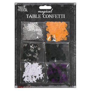 Halloween Table Confetti - My Dream Party Shop
