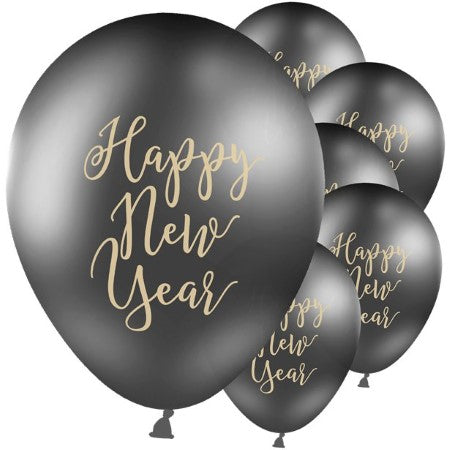 Happy New Year Balloons I New Year's Eve Party I My Dream Party Shop UK