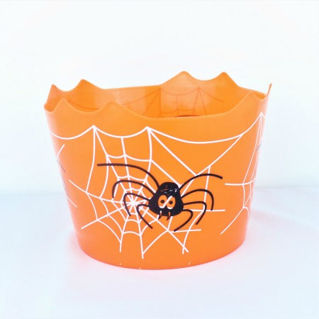 Decorative Halloween Orange Sweet Bowl - My Dream Party Shop